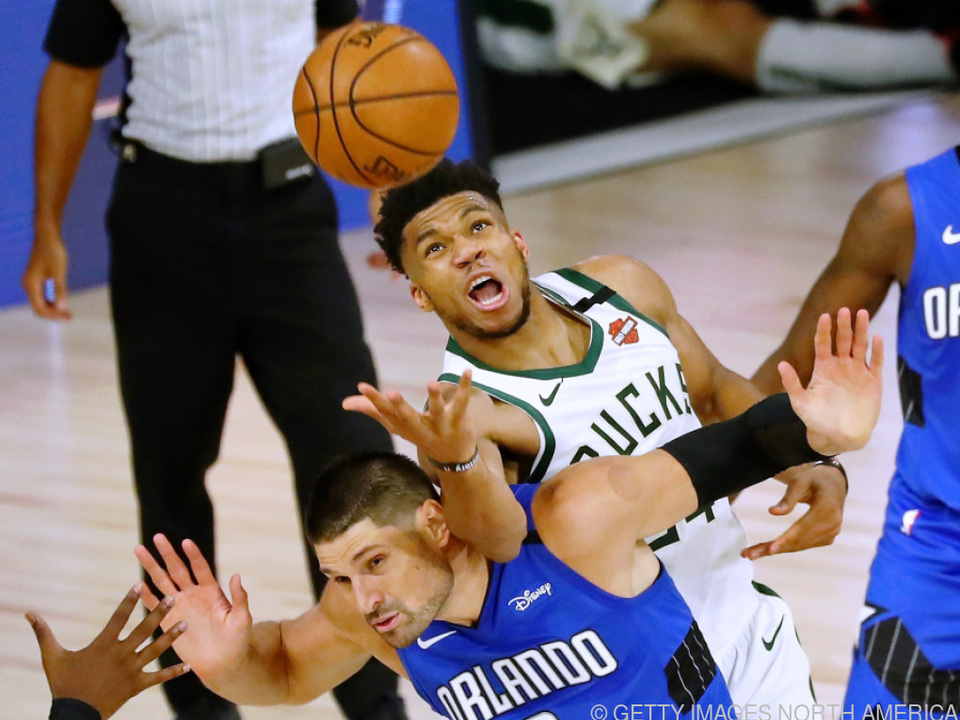 Orlando Magic schlug die Milwaukee Bucks 122:110