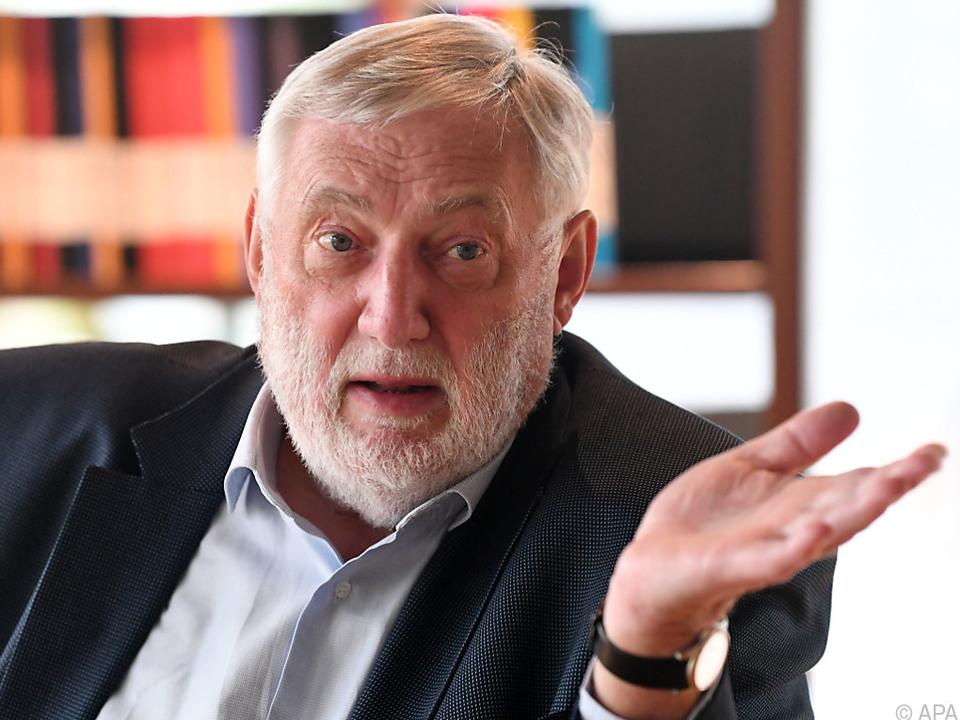 Präsident des Europäischen Forums Alpbach, Franz Fischler