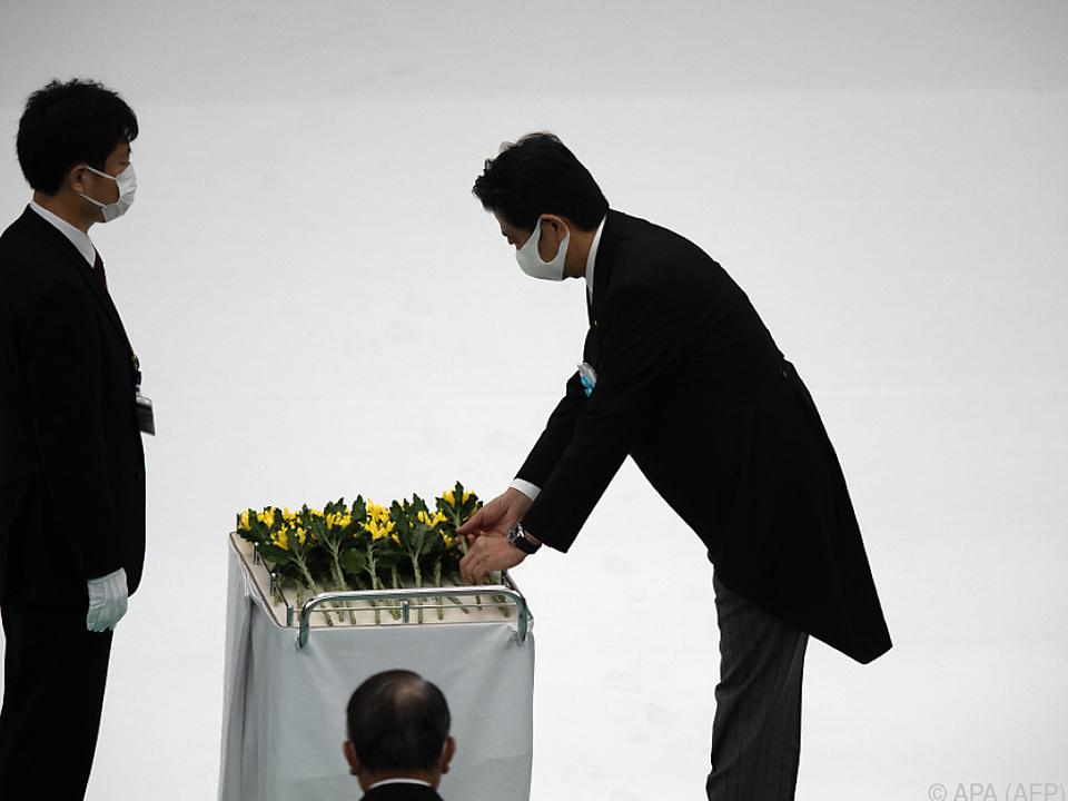 Jahrestag der Kapitulation: Japanische Minister besuchen umstrittenen Yasukuni-Schrein
