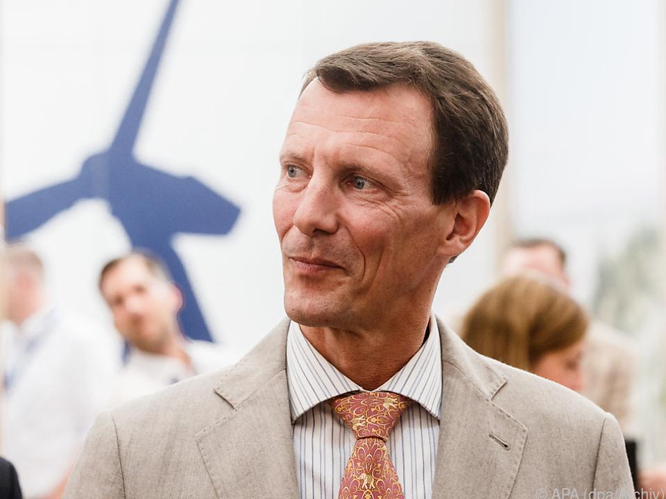 Prinz Joachim verbrachte nach OP mehrere Tage auf Intensivstation