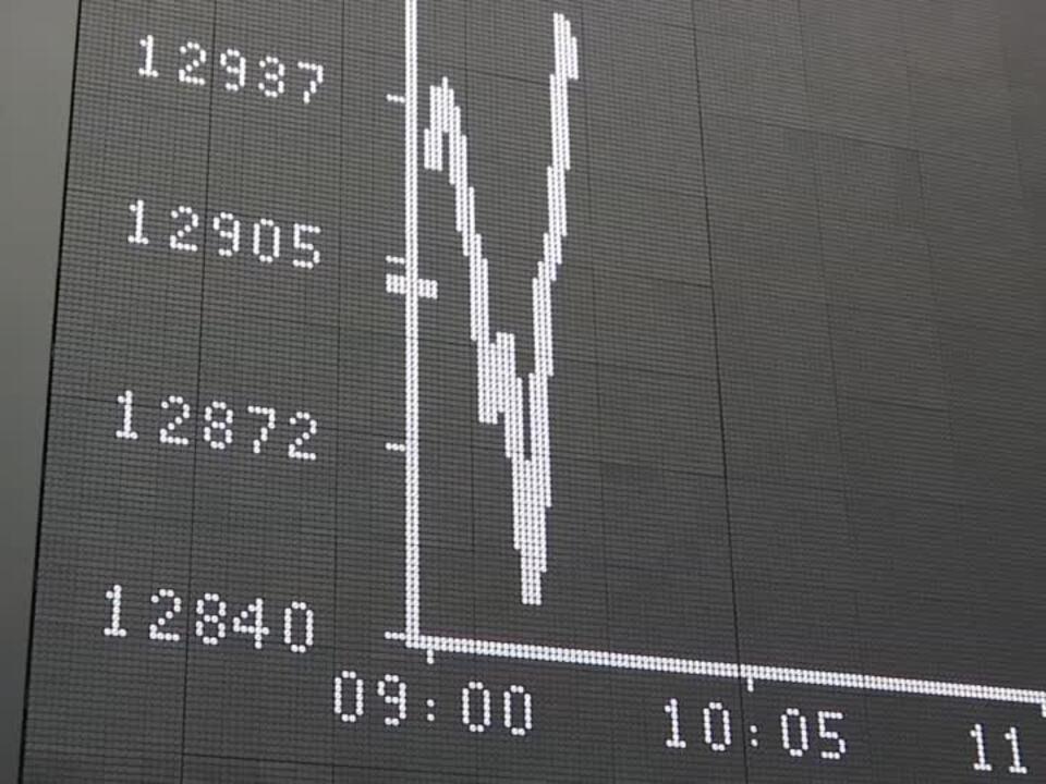 Reisebeschränkungen machen Dax-Anleger vorsichtig