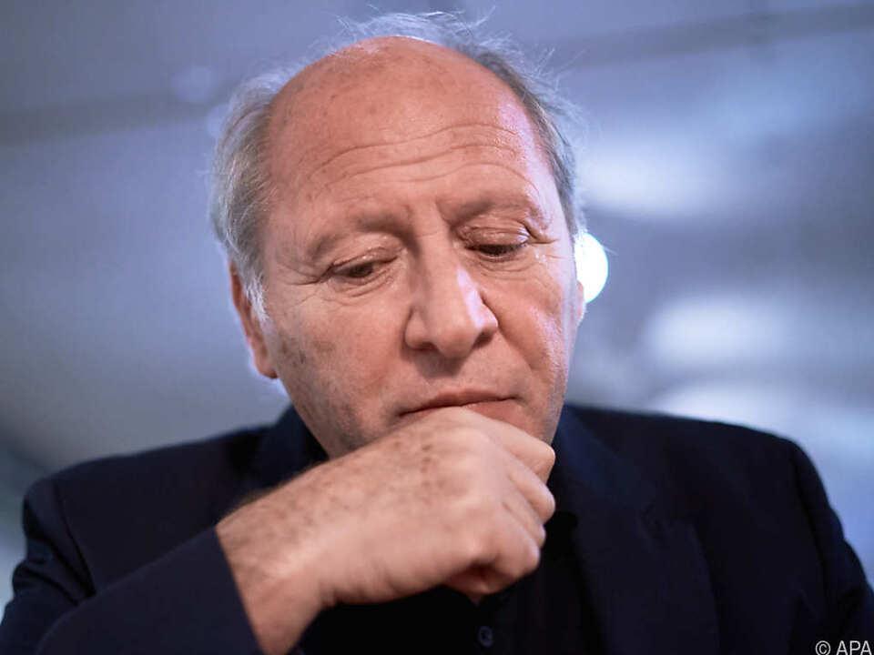 Robert Dornhelm hatte einen Empfang von Mikl-Leitner besucht
