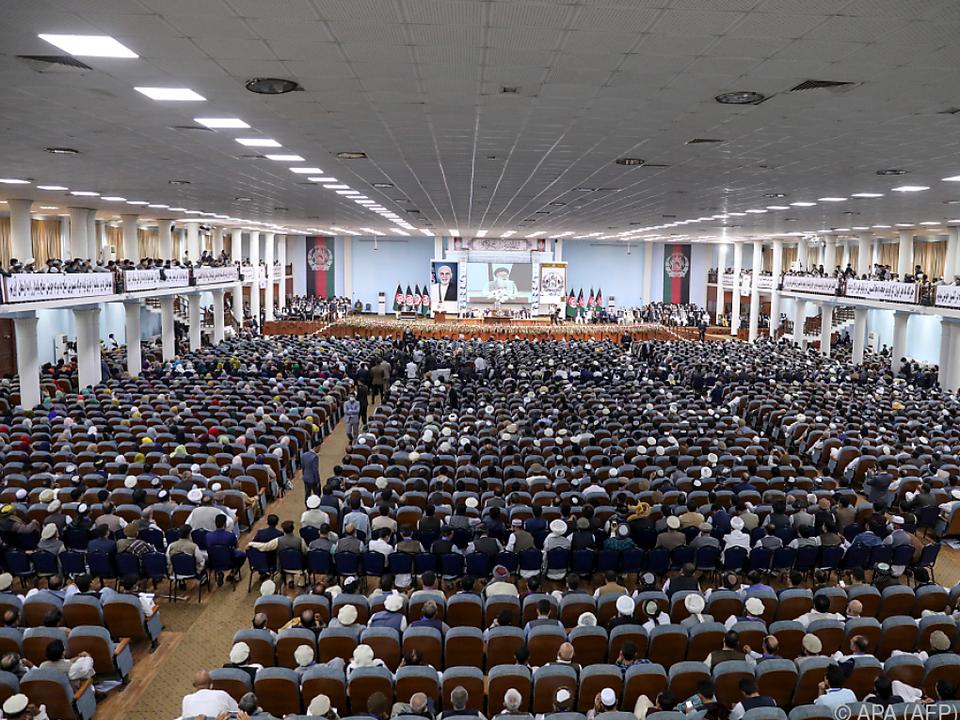 Freilassung von Taliban: Kabul: Ratsversammlung macht Weg für Friedensgespräche frei - Politik
