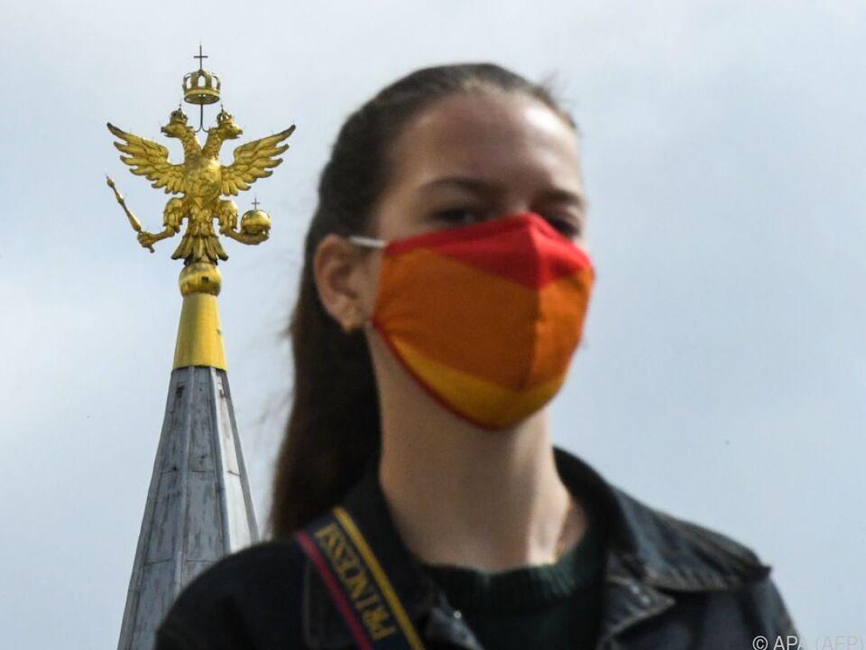 Russland verzeichnet das vierthöchste Niveau weltweit