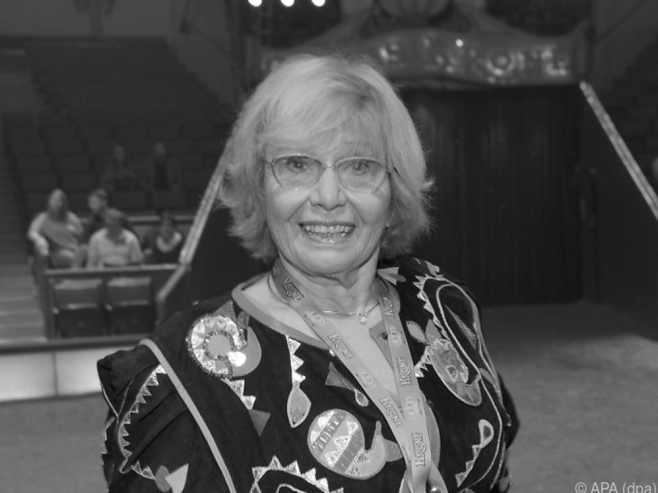 Ruth Gassmann sorgte mit Aufklärungsfilmen für Furore