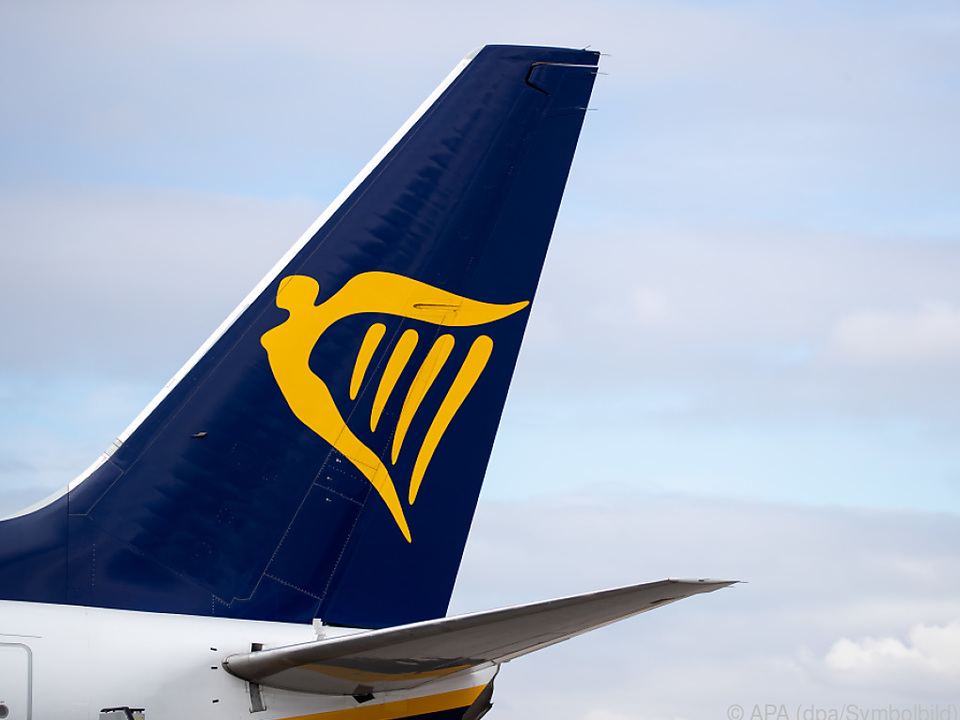 Ryanair landete sicher in London-Stansted
