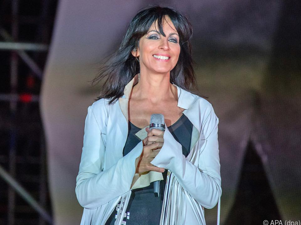 Sängerin Nena steht noch immer auf der Bühne