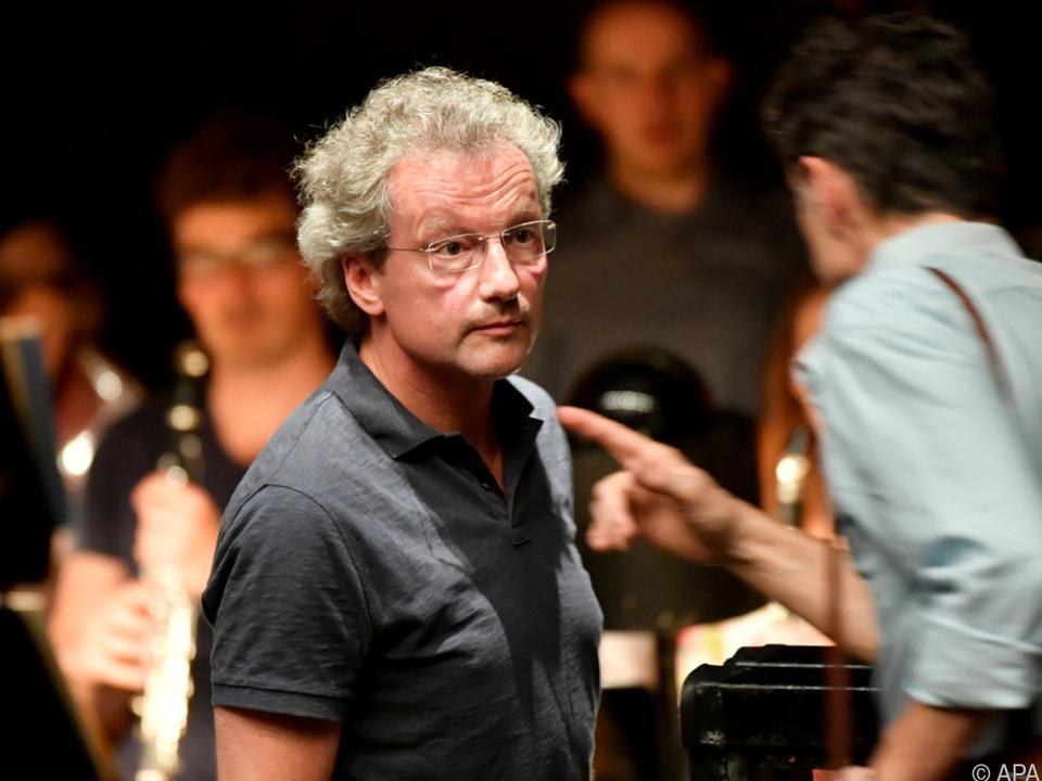 Salzburg ehrt den großen österreichischen Dirigenten