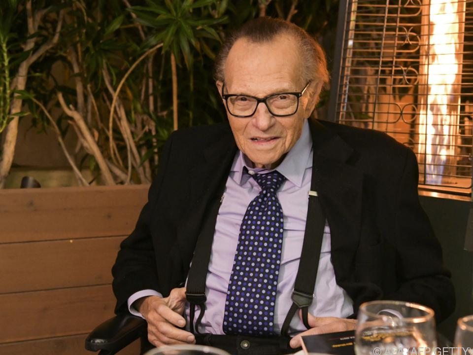 US-Moderator Larry King verlor zwei Kinder