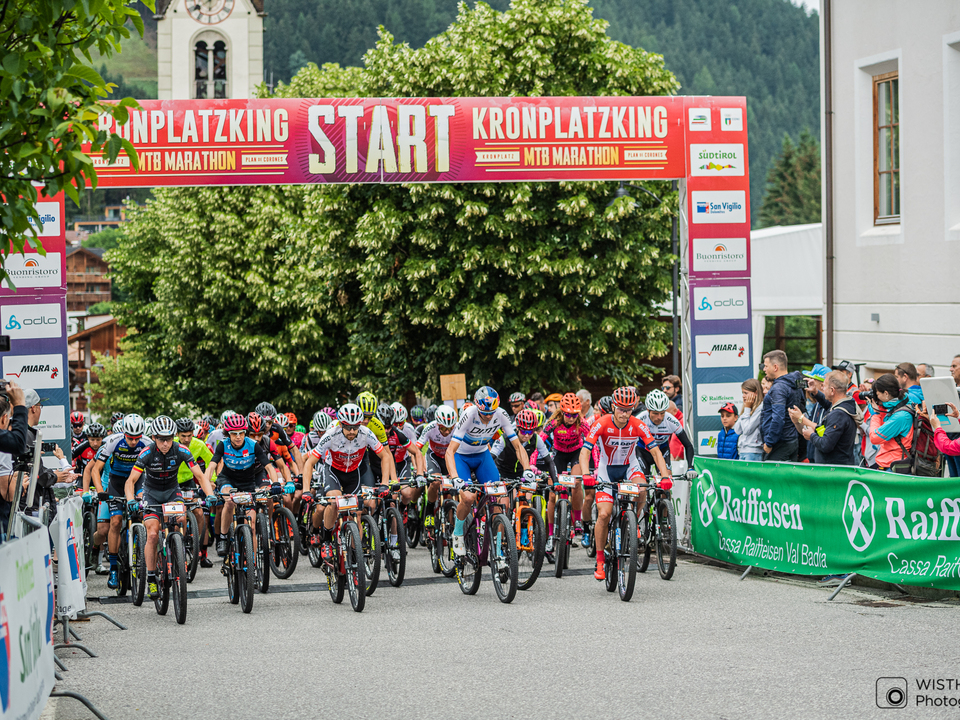 Start Kronplatz King MTB Marathon 2019