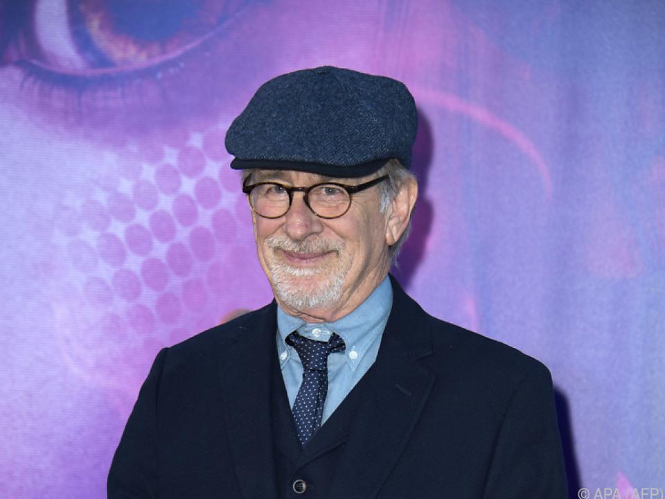 Steven Spielberg trauert um seinen Vater