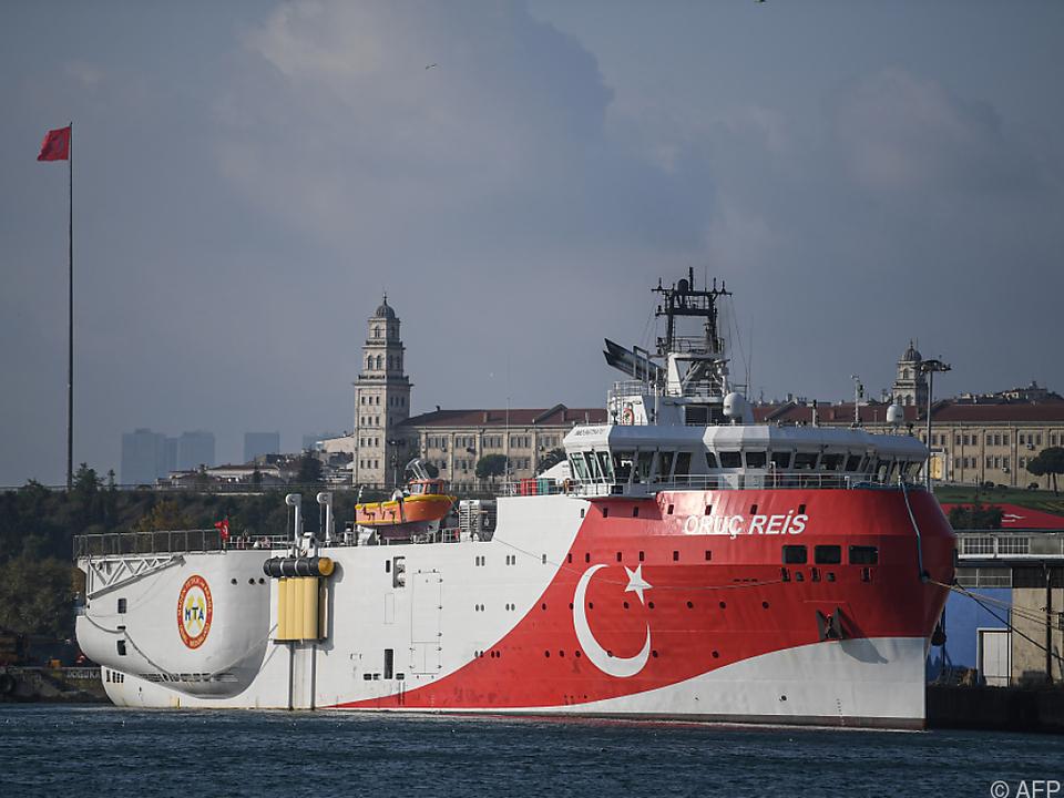Streit zwischen der Türkei und der EU spitzt sich zu