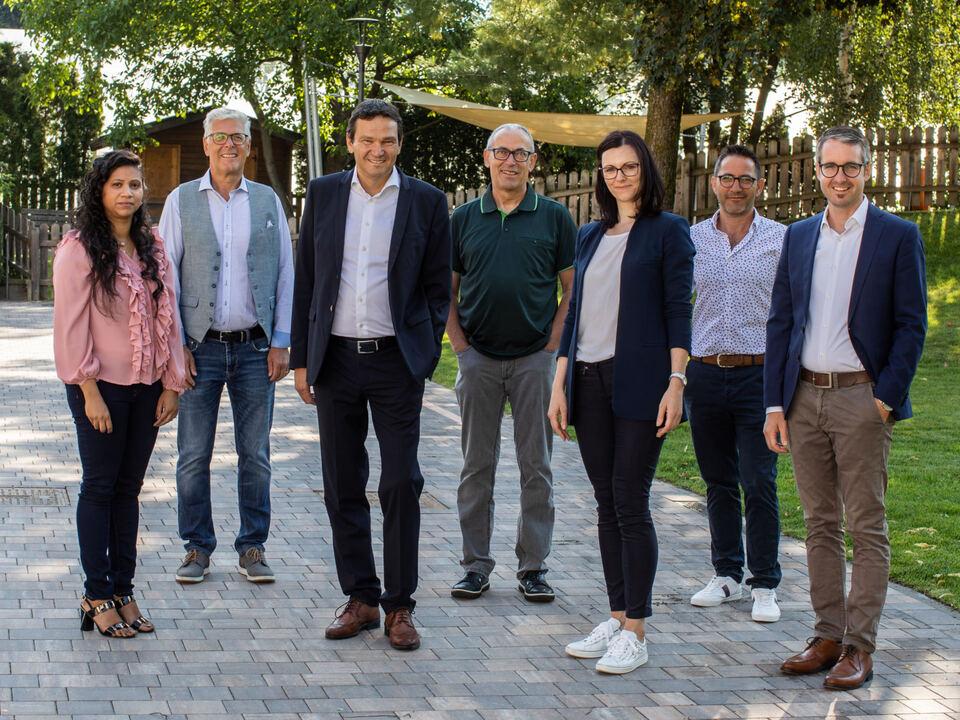 SVP Schabs mit Alex Überbacher