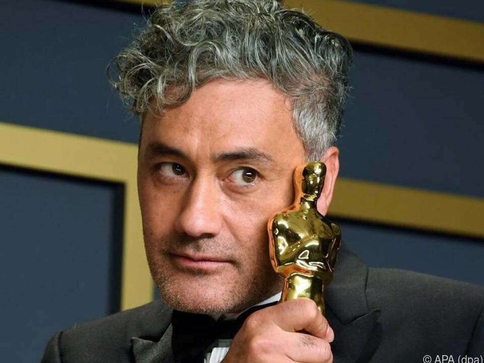 Taika Waititi gewann einen Drehbuch-Oscar für \