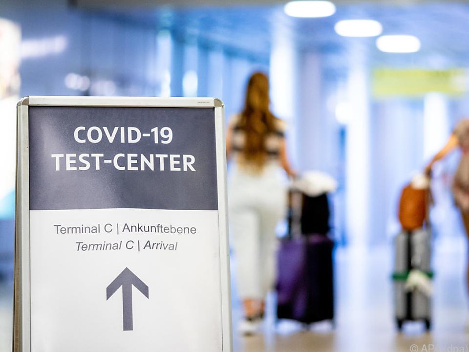 Test bis zu drei Tage nach der Einreise kostenlos möglich