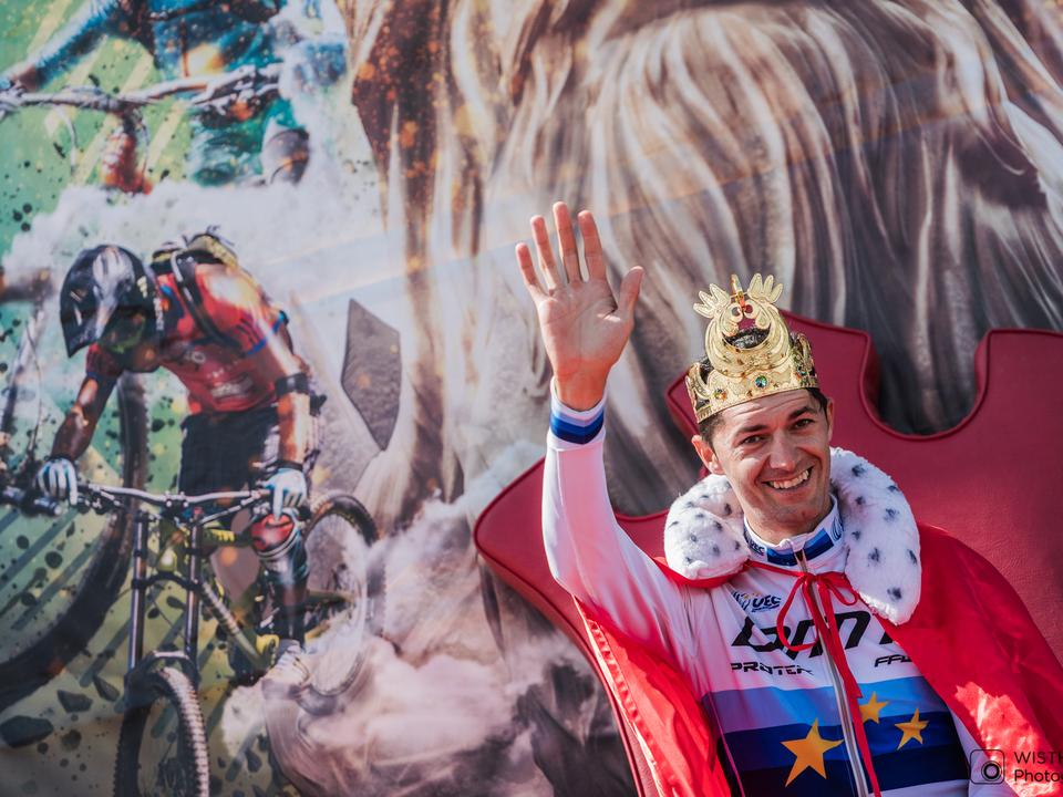 Thiago Ferreira POR Kronplatz King 2019