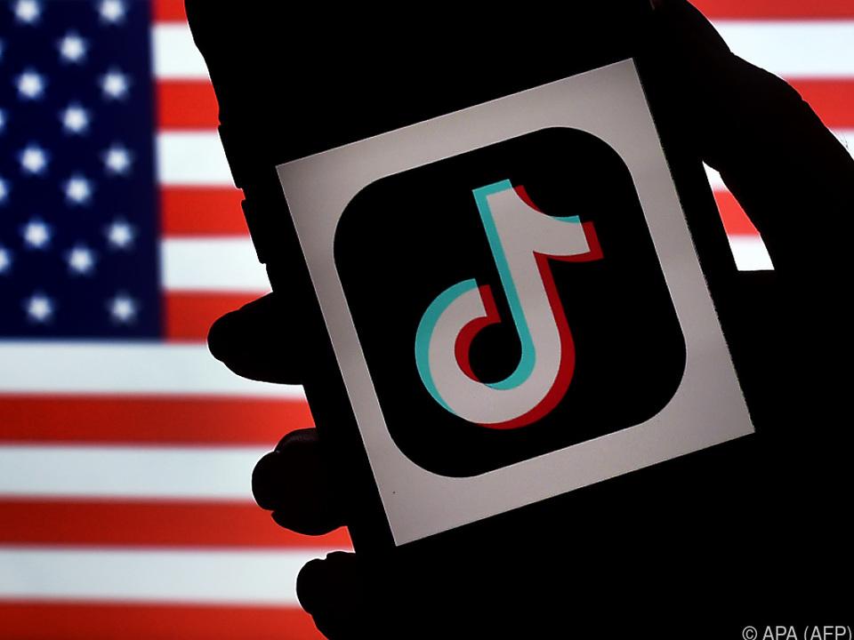 TikTok wird in den USA als Sicherheitsrisiko gesehen