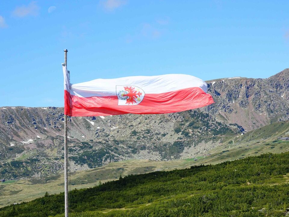 Tiroler Fahne freiheit
