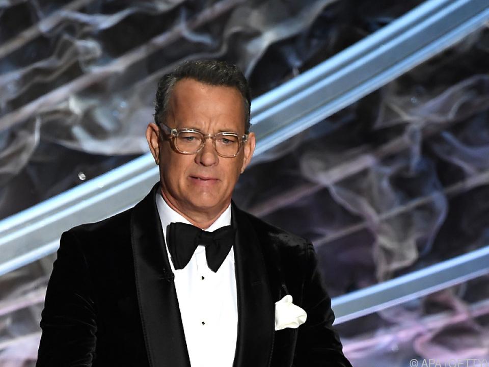 Tom Hanks könnte den Holzschnitzer Geppetto spielen