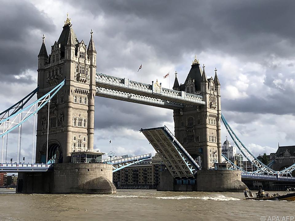 Tower Bridge ließ sich nicht mehr schließen