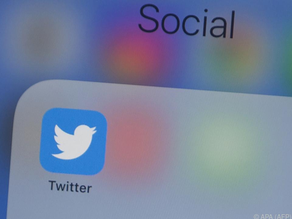 Twitterkonten waren gehackt worden