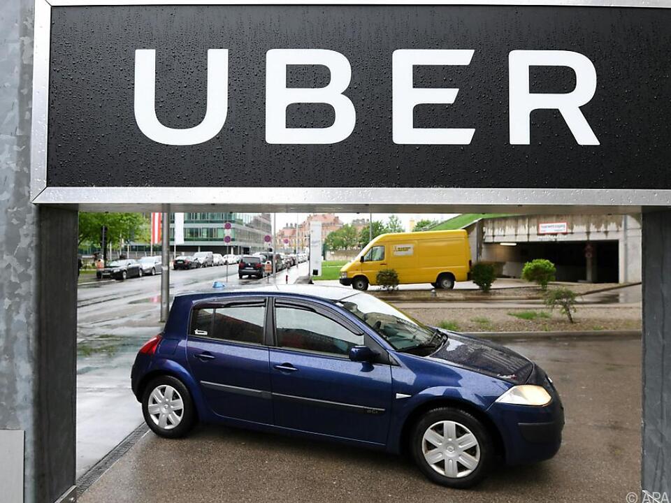 Uber fährt im zweiten Quartal ein Minus von 1,8 Milliarden Dollar ein