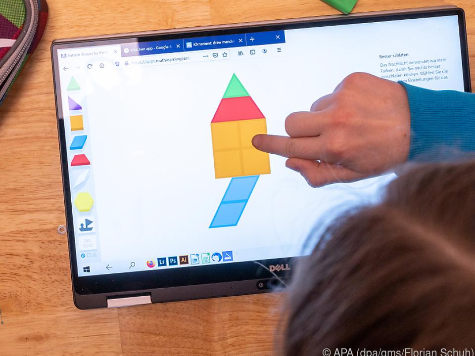 Für Lernanwendungen ist ein mobiles Gerät besser geeignet als ein PC