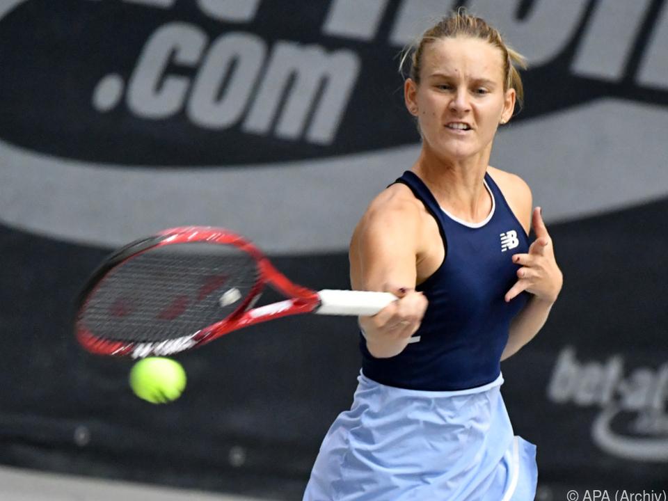 Zweiter WTA-Turniersieg von Ferro