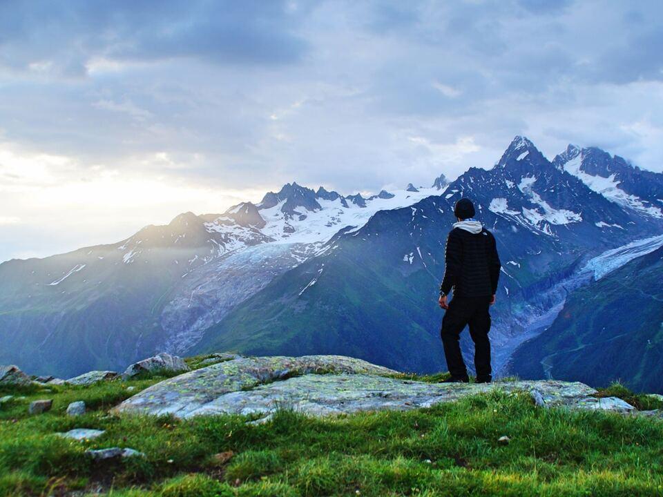 Alpen Berg