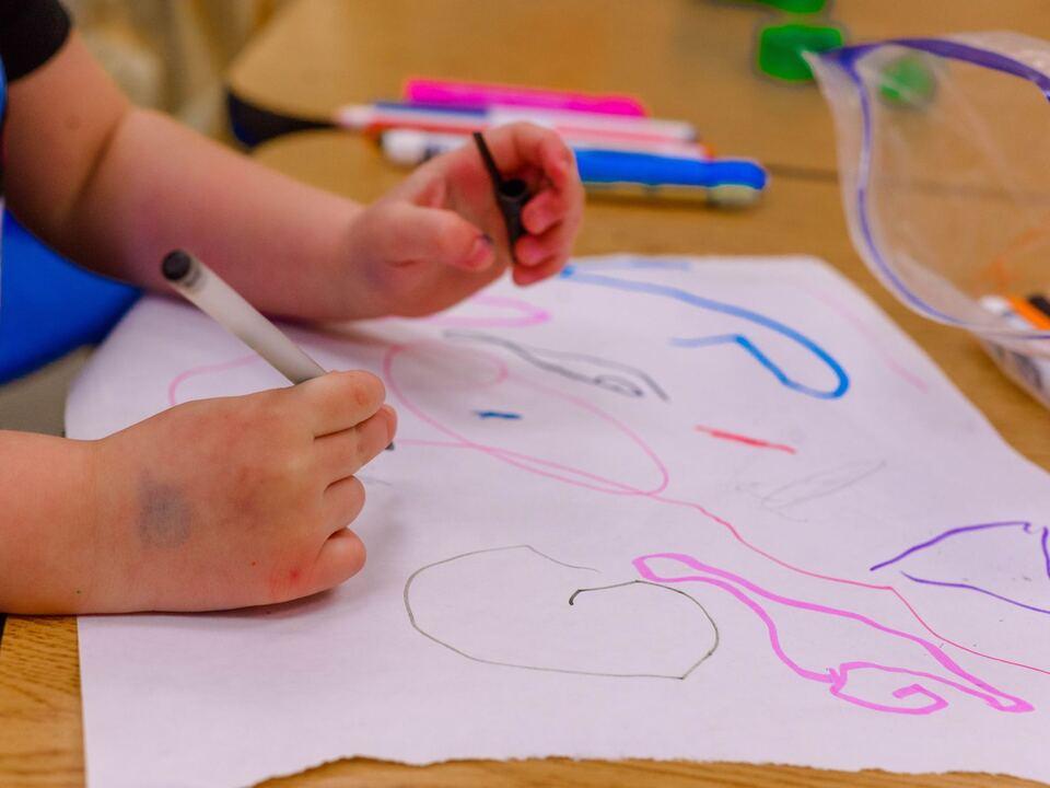 Kinder Zeichnungen