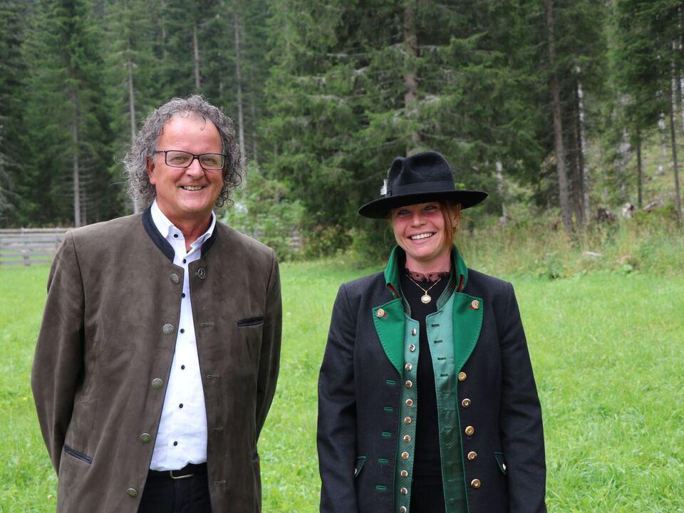 Jagdaufseherin Vera Prader aus Milland