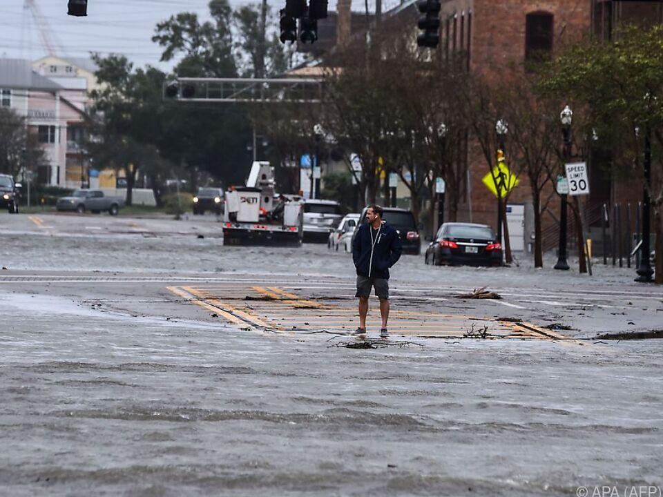 50.000-Einwohner-Stadt Pensacola mit am stärksten betroffen