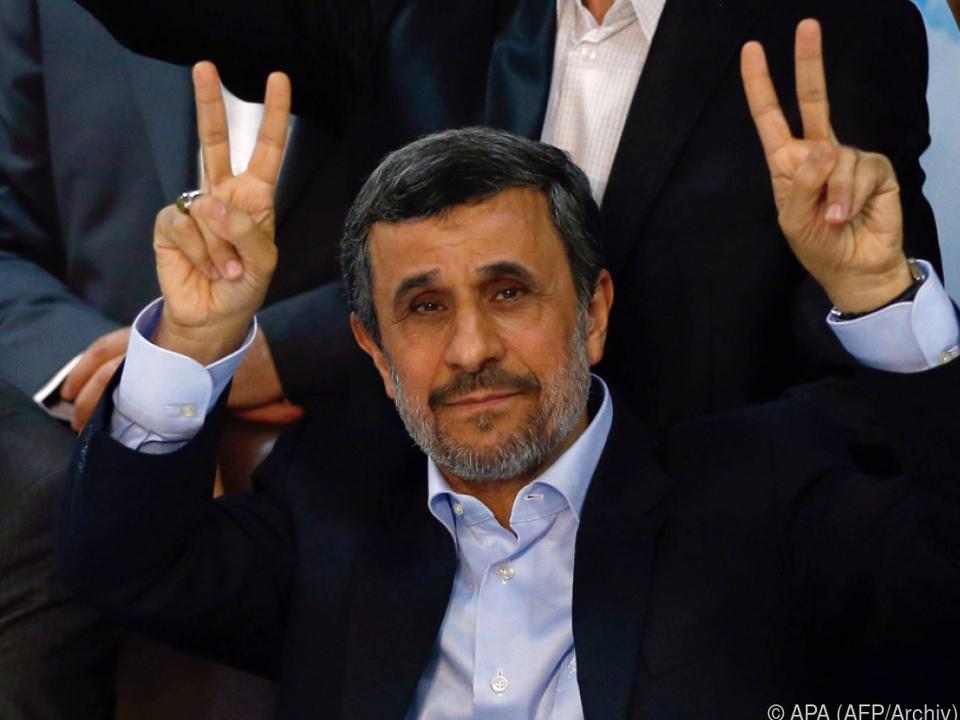 Ahmadinejad erntete Kritik, Hohn und Spott