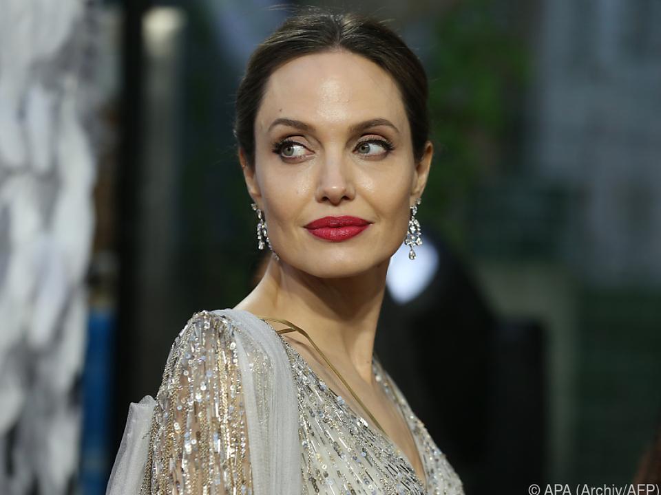 Angelina Jolie schrieb einen Brief an die beiden Buben