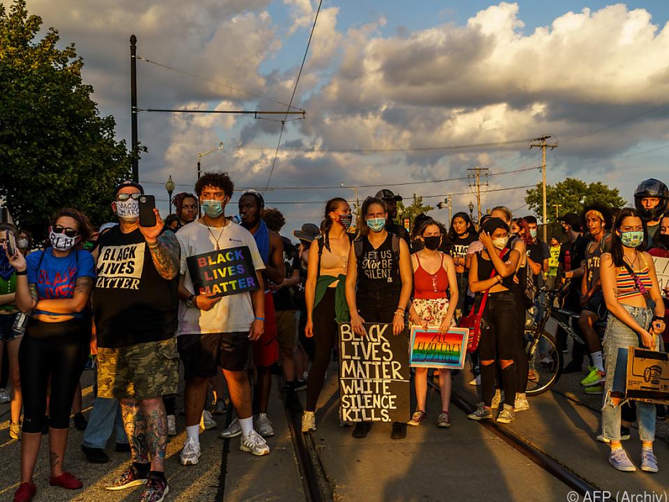 Anti-Rassismus-Proteste in Kenosha