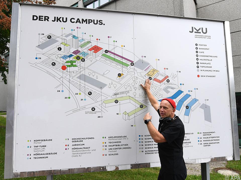 Ars Electronica Festivalleiter Martin Honzik
