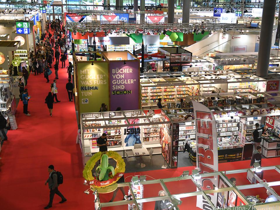 Auch die Frankfurter Buchmesse wird heuer ganz anders sein als sonst