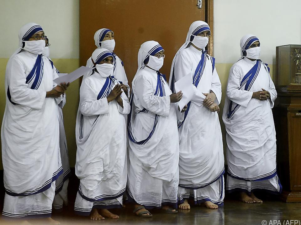Auch Indien wird stark von der Pandemie geplagt
