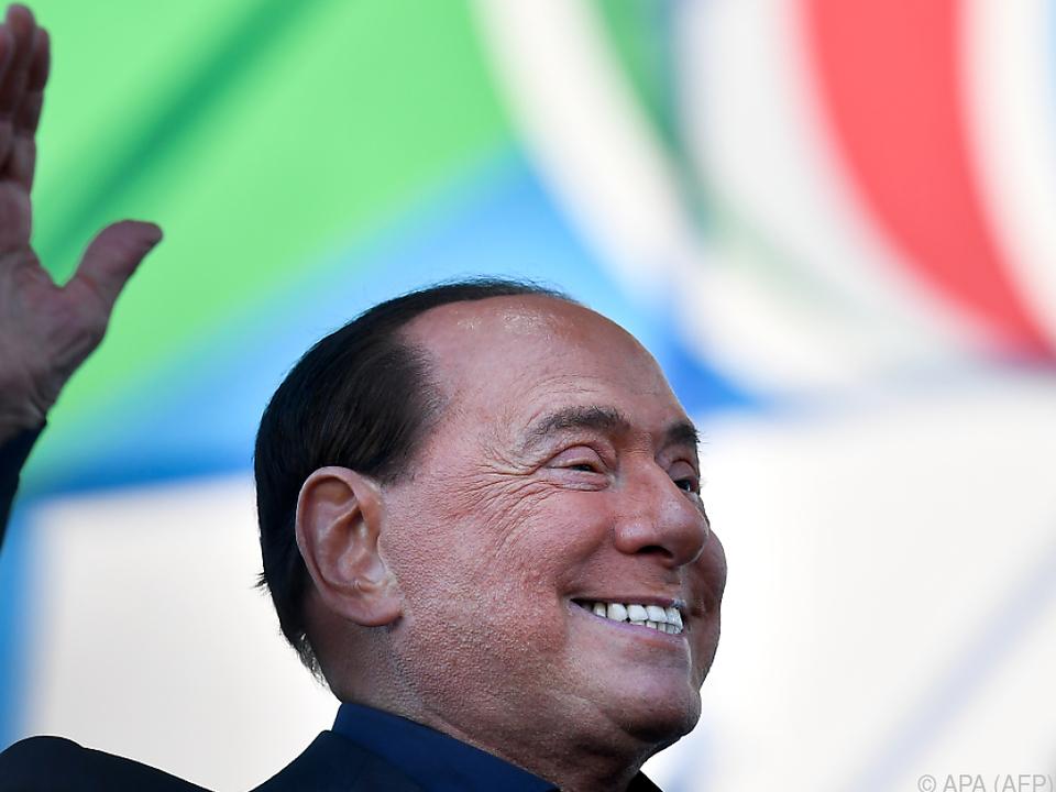 Berlusconis Zustand soll nicht besorgniserregend sein