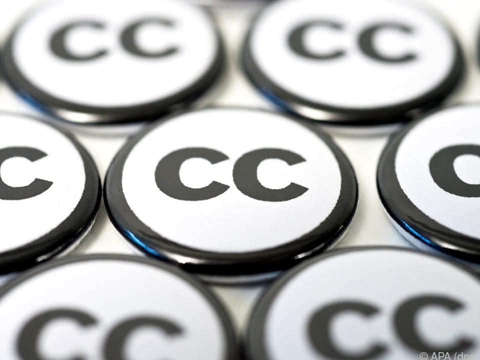 CC steht für Creative Commons