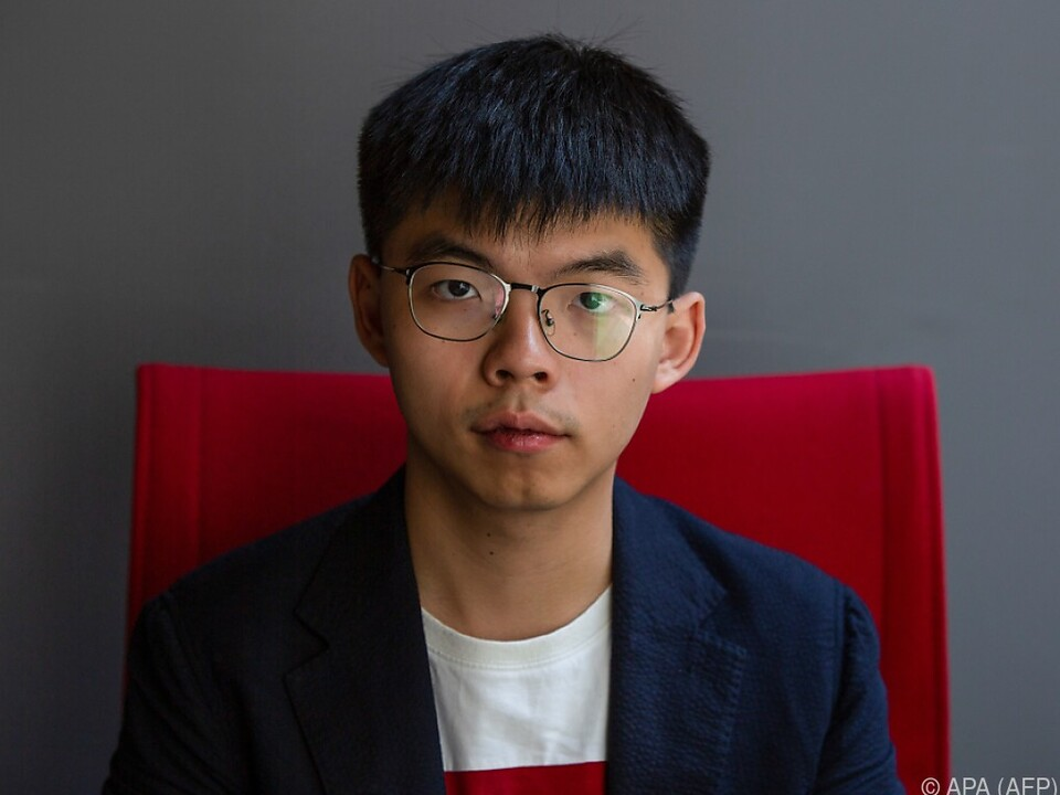 China-treue Regierung in Hongkong geht gegen Joshua Wong vor