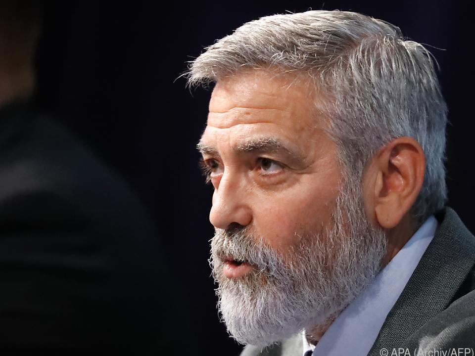 Clooney in Kentucky aufgewachsen