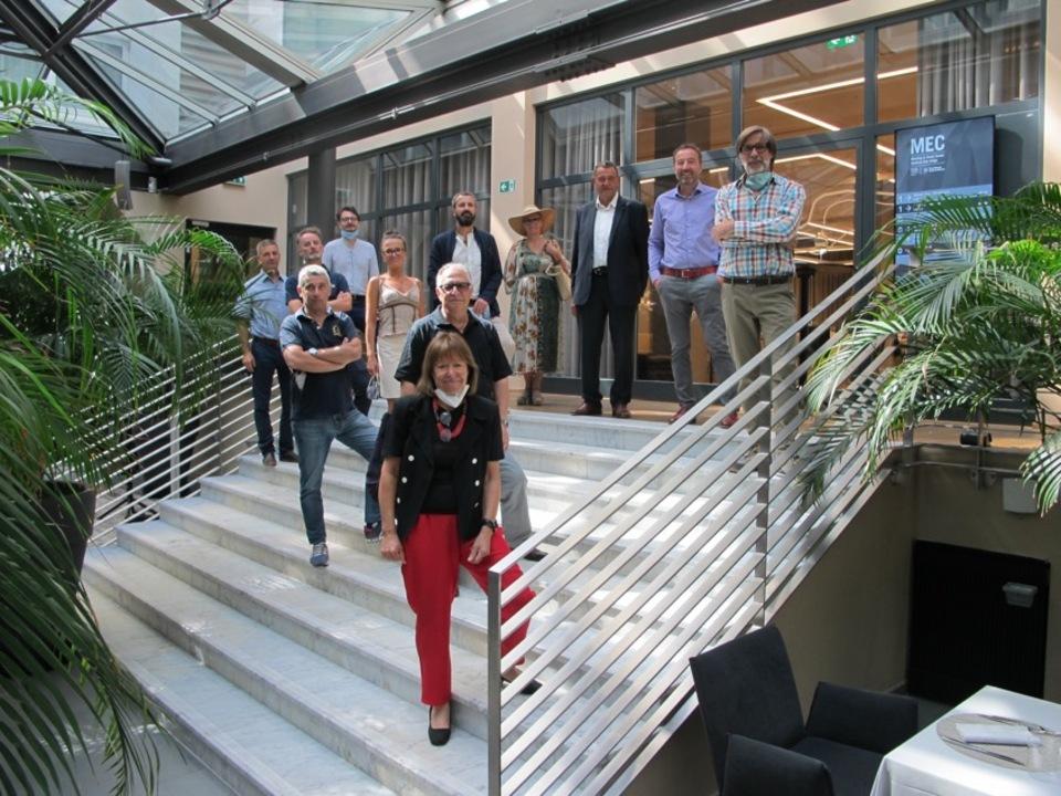 conferenza stampa giornate dell\'Architettura 2020