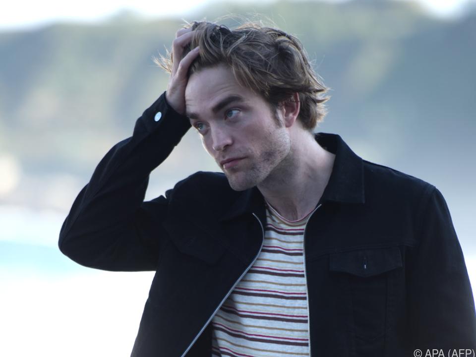Coronaspekulationen um Hauptdarsteller Robert Pattinson