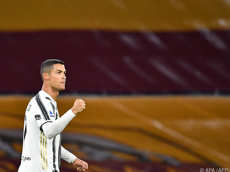 Cristiano Ronaldo durfte sich über zwei Tore freuen