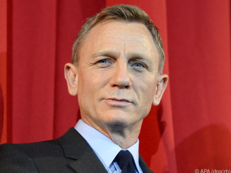 Daniel Craig stellte ein Ultimatum