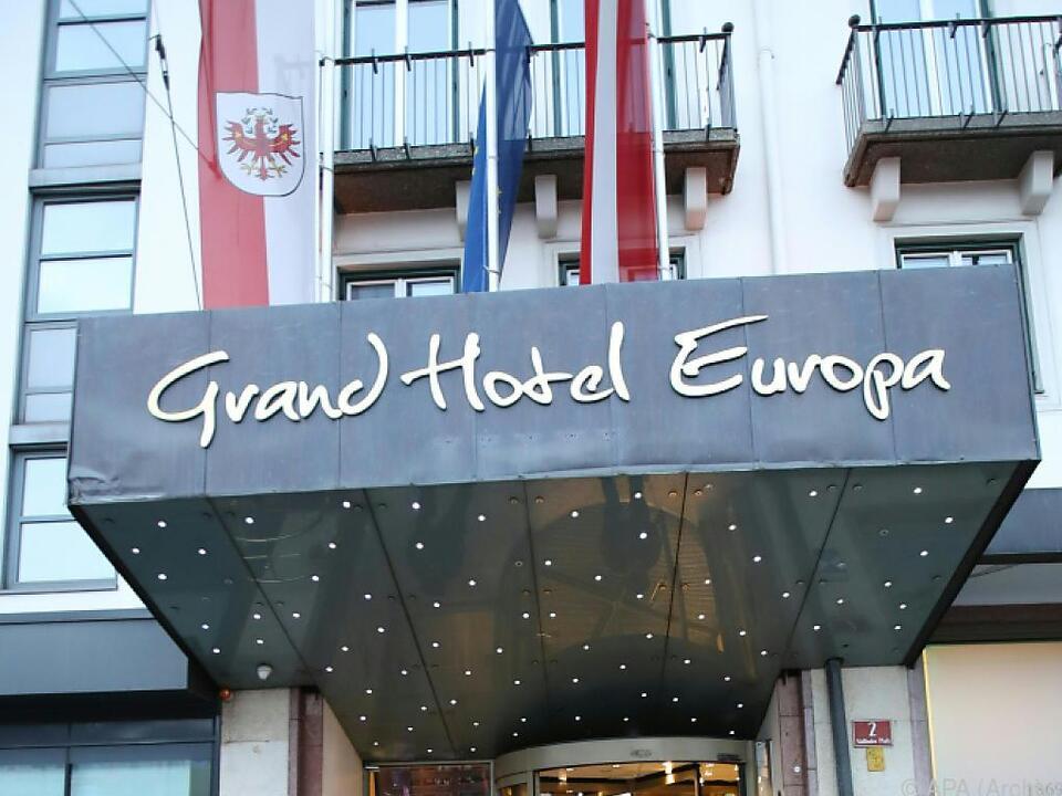 Das Hotel wurde 1869 errichtet