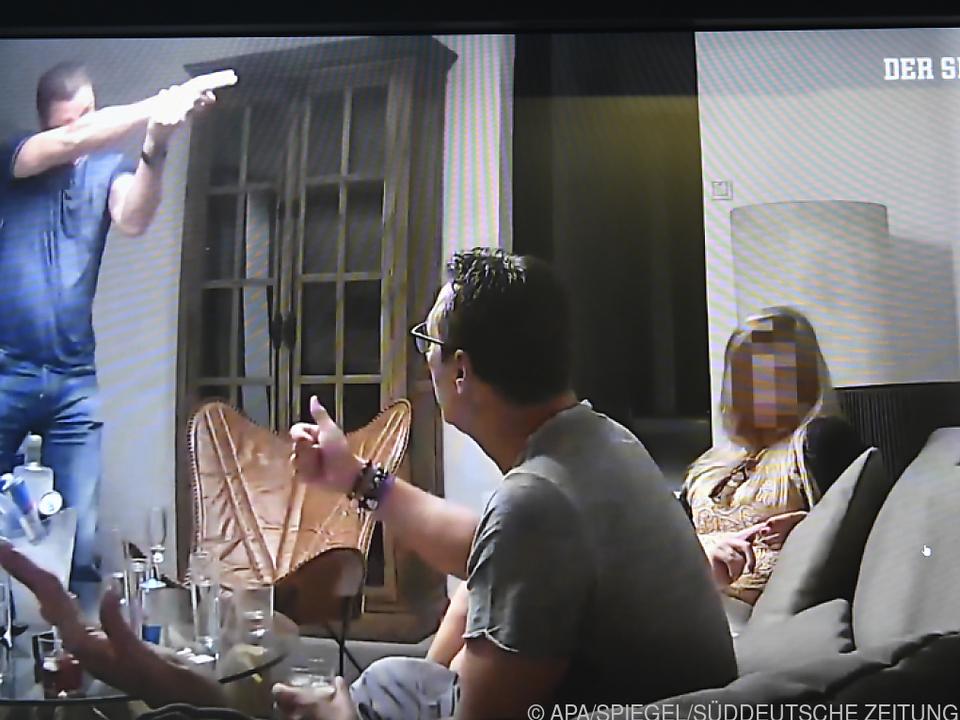 Das Video-Material wird derzeit gesichtet