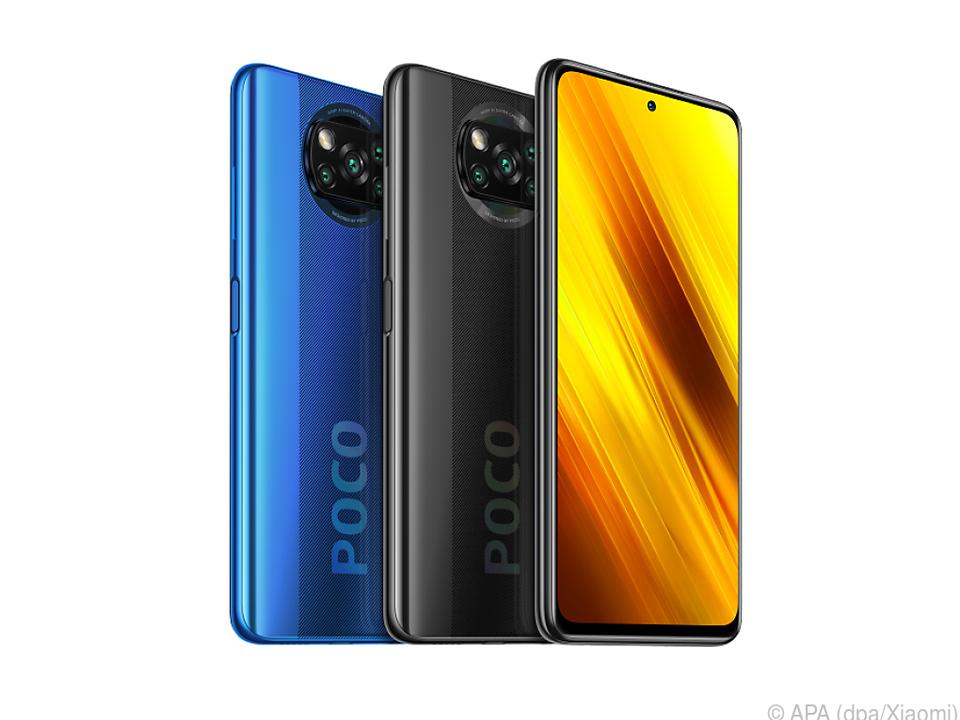 Das Xiaomi Poco X3 NFC wartet mit Oberklasse-Features auf