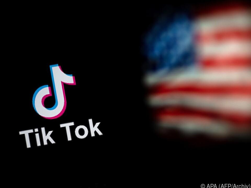 Der Countdown für Tiktok läuft jedoch weiter